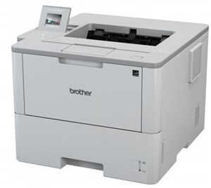 Brother HLL6400DW 50ppm Mono Laser Printer