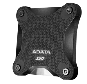 ADATA SD600Q Durable USB3.1 External SSD 960GB Black